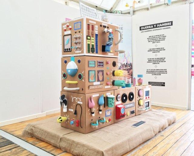 Diseño materiales reutilizados_Recreando Estudio Creativo