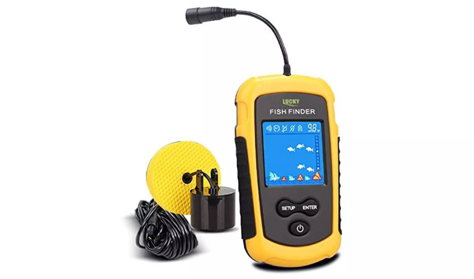 Lucky Handheld Portable Kayak Fishfinder
