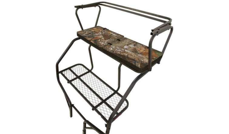 Allen Company Vanish Ladder Tree Stand