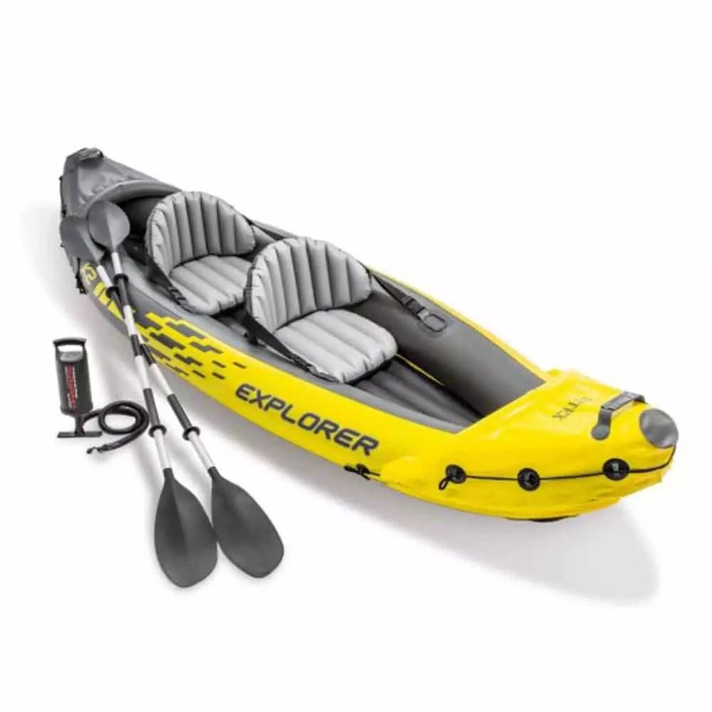 Intex Explore K2 Kayak Review