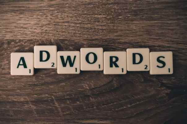strategie web adwords