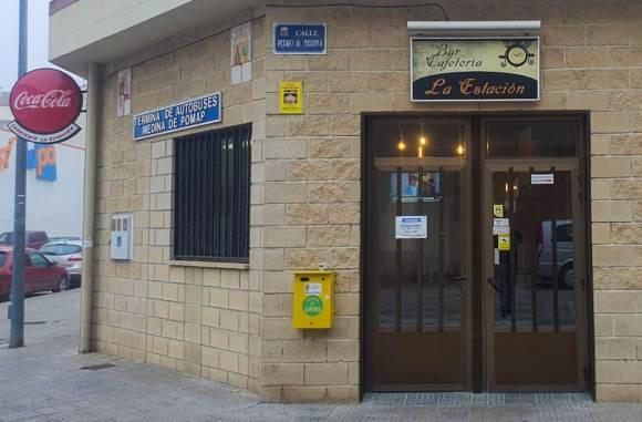 Bar Cafetería La Estación Medina de Pomar