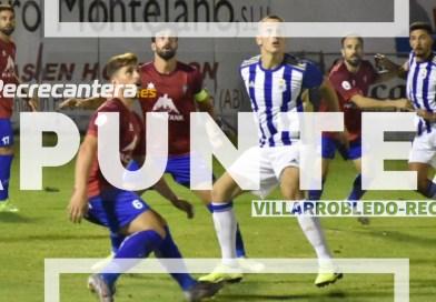 Villarrobledo-Recre: los apuntes del partido