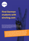 thumbnail of Find german students with einstieg.com