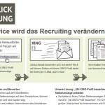 Candidate Experience Praxis – One-Click-Bewerbung für KMUs