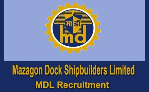 Mazagon Dock Apprentice Recruitment 2021