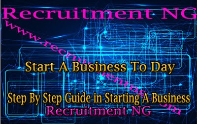 Step By Step Guide in Starting Up Any Business