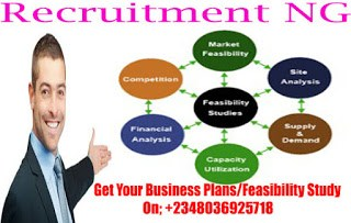 Business Plan| Detailed Feasibility Study| Business Development Consultant