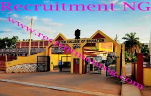 2017/2018 Adeyemi College of Education First Batch Admission list for Degree Program