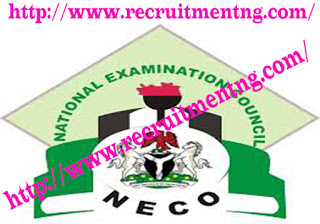 NECO Exams Timetable 2018/2019 For June/July