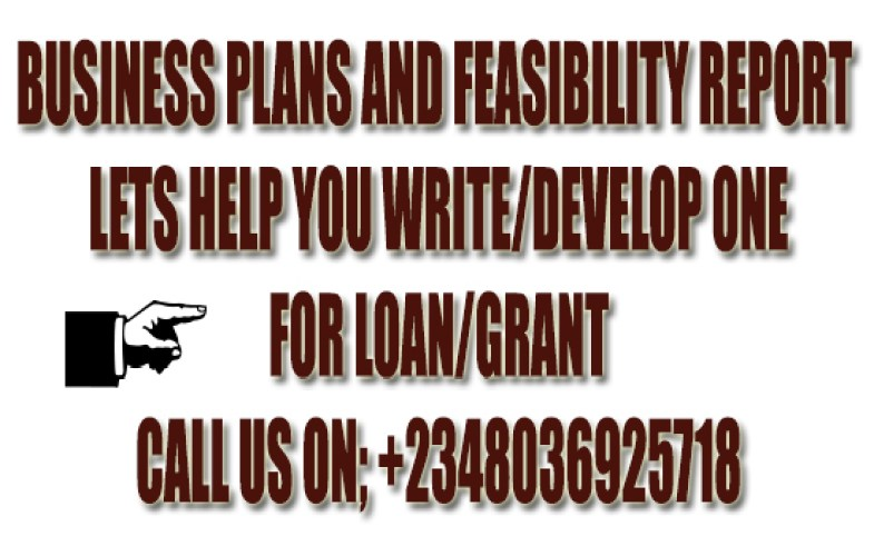 Desired Business Plans For All Business