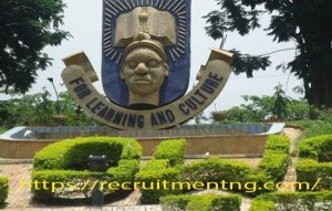 Post-UTME Forms for sale at OAU 2018/2019/DE Screening Form