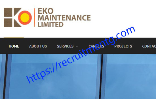Store Manager in Eko Maintenance Limited