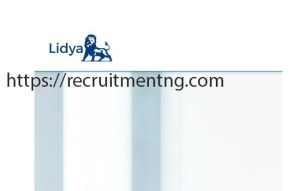 Investment Officer at Lidya Nigeria