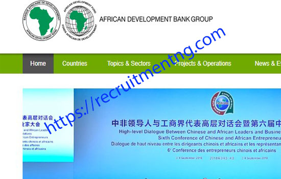 Senior Capacity Development Officer in African Development Bank