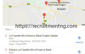Deposit Officer at Fayette Microfinance Bank Limited
