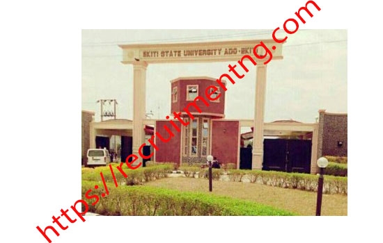 EKSU Reopens Post-UTME Registration for 2018/2019 Session