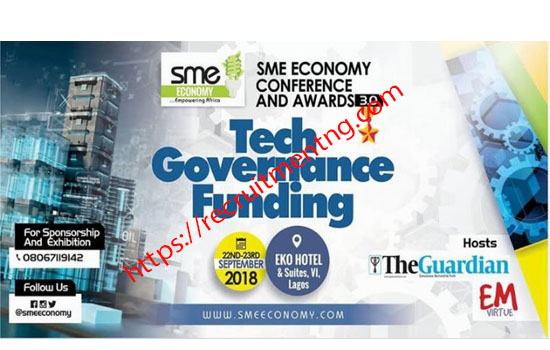 SME Economy Conference and Award 2018