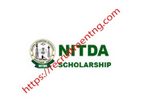 NITDA Scholarship for Nigerian 2019