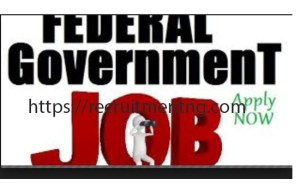 Federal Government Opens Portal for Recruitment of 5,000 Applicants