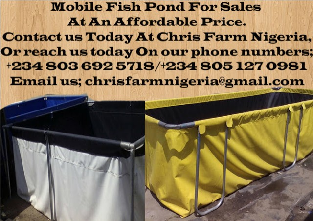 Mobile Ponds For Sale