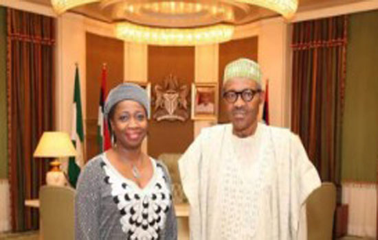 Abike Dabiri Now Chairman Of National Diaspora Commission by Buhari Appointment