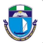(UNIPORT) Admission Lists for 2018/2019 [4th, Batch]