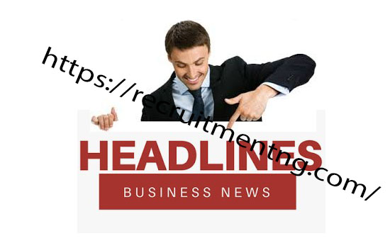 Business News today's Headlines 1st April 2019
