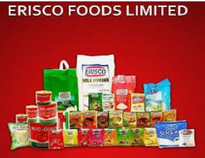 Sales and Marketing Executive at Erisco Foods Limited - Abia and Imo