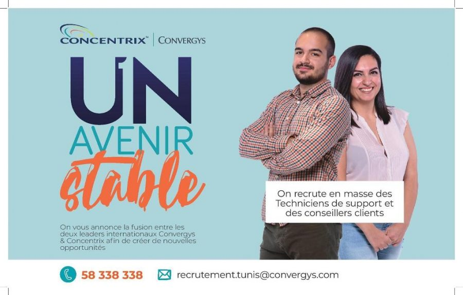 Concentrix-Convergys organise une journée « job-dating »
