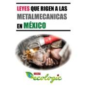 LEYES QUE RIGEN A LAS METALMECANICAS EN MÉXICO