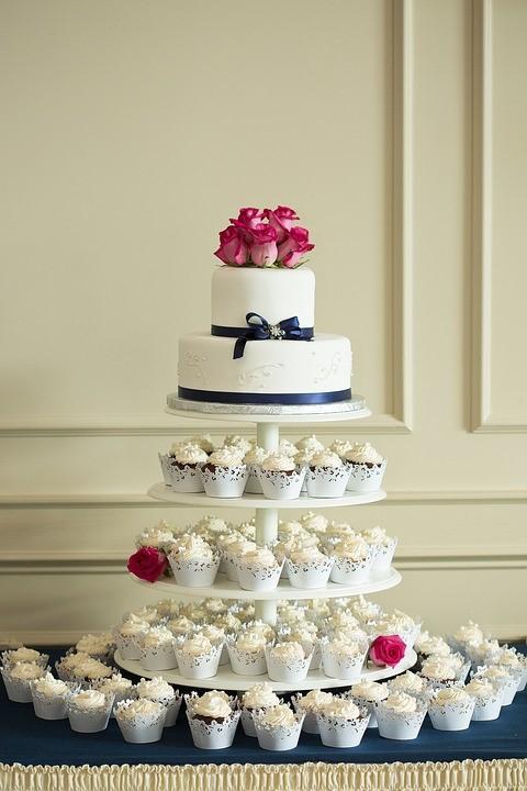Ideas para pasteles de bodas increíbles detalles