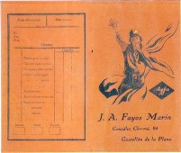 fayos 1930