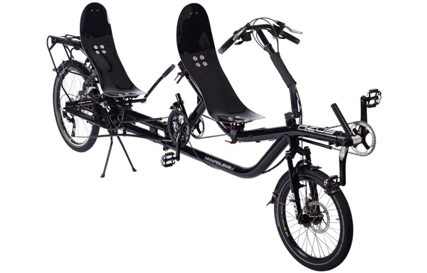 Commuting or Touring Recumbents - Recumbent & Specialised