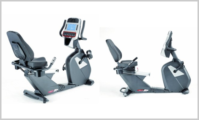 Sole Fitness LCR Light Commercial Recumbent Bike