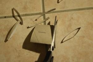 05 découper rouleau papier toilette