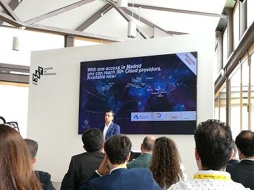Ivo Ivanov en DE-CIX Summit Madrid