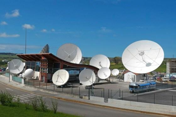 Santander Teleport opera la red de comunicaciones de las Fuerzas españolas desplegadas
