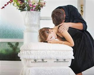 Resultado de imagen para imagenes muerte de un ser querido