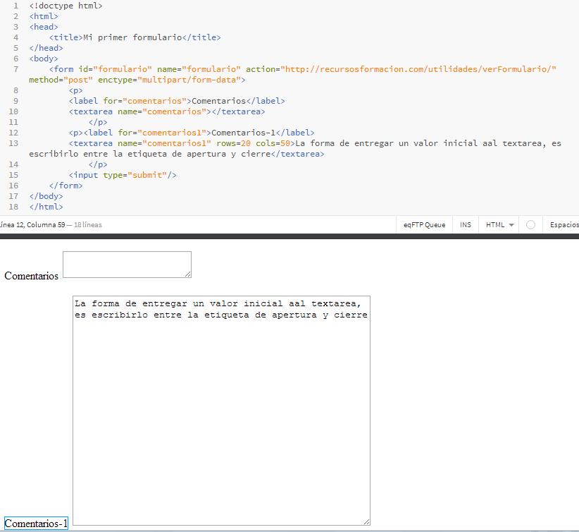 html5-textarea