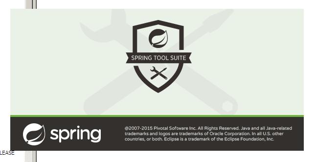 Iniciando Spring Tool Suite