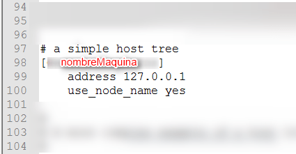 munin-configurando el nombre de la máquina