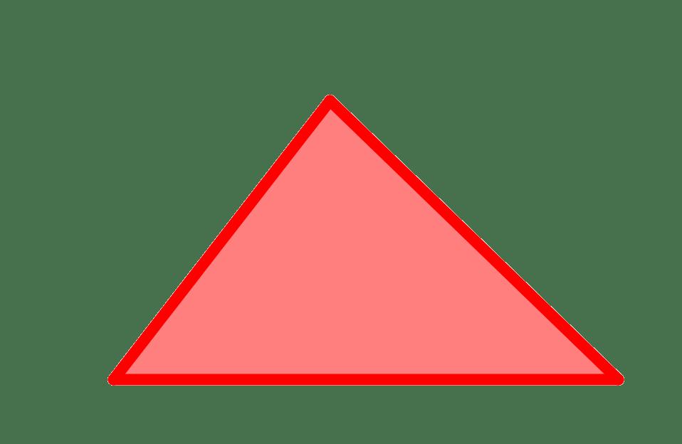 figuras de triangulos colouring page 3