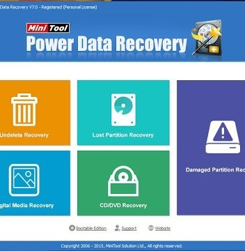 MiniTool Power Data Recovery 8.6 Crack With Keygen Download 2020