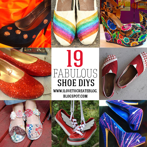 Fit Crafty Stylish And Happy Guest Bathroom Makeover: 19 Ways To Decorate Shoes