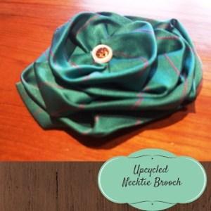 Necktie Brooch