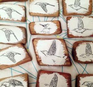Image-transfer-bird-art