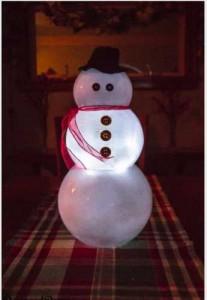 illuminated-snowman
