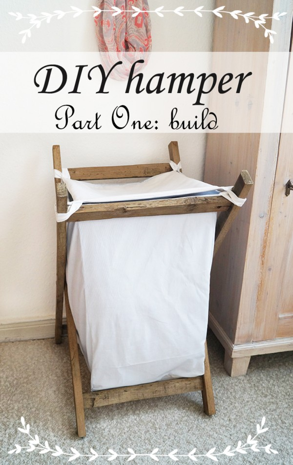 pallet hamper tutorial