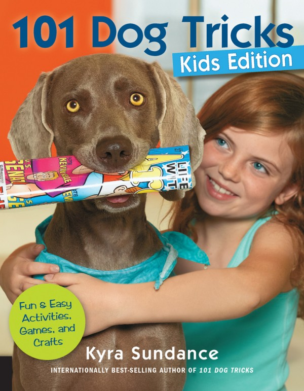 101 dog tricks kids edition